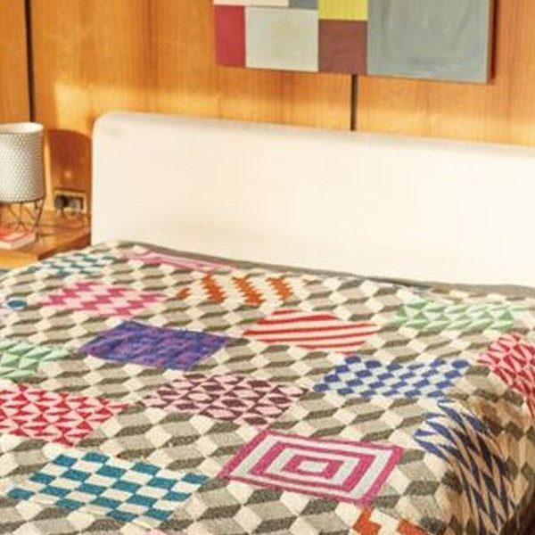 Kaffe Fassett Knitting Kits : Rowan kaffe fassett knitted afghan inspiration knit