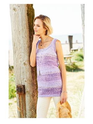 9241 Sundae cardigan & vest pattern inner