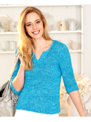 9382 sweaters pattern front