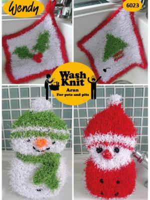 Wendy washknit patterns Xmas