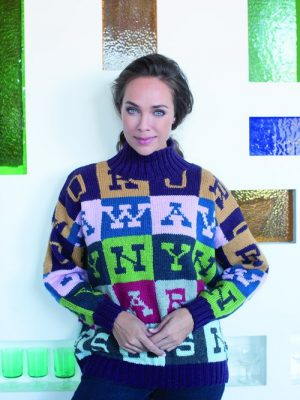 Rowan Yarns Sweater