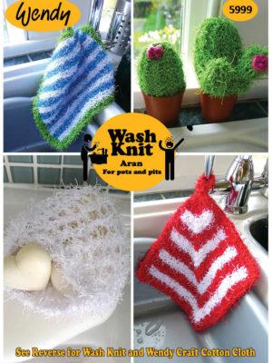 Wendy washknit Cactus