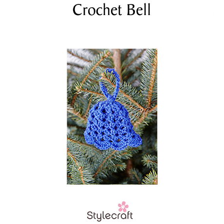Free Christmas Decoration Pattern Bell Lady Sew Sew Knits