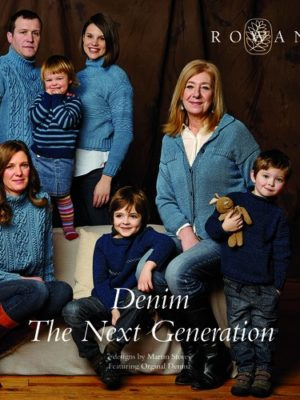 Denim the Next Generation cover