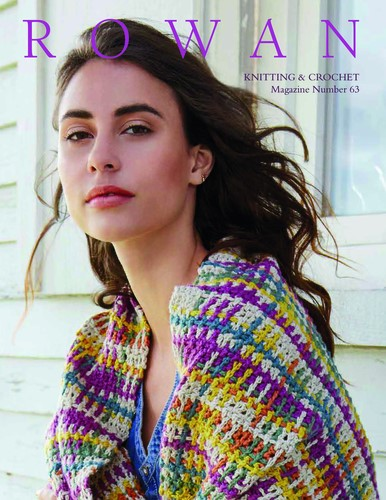 Rowan Knitting And Crochet Magazine 63 Zm63 Lady Sew Sew Knits