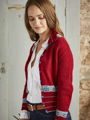 dee hardwicke rowan yarn knitted garments