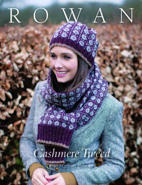 Cashmere Tweed Cover