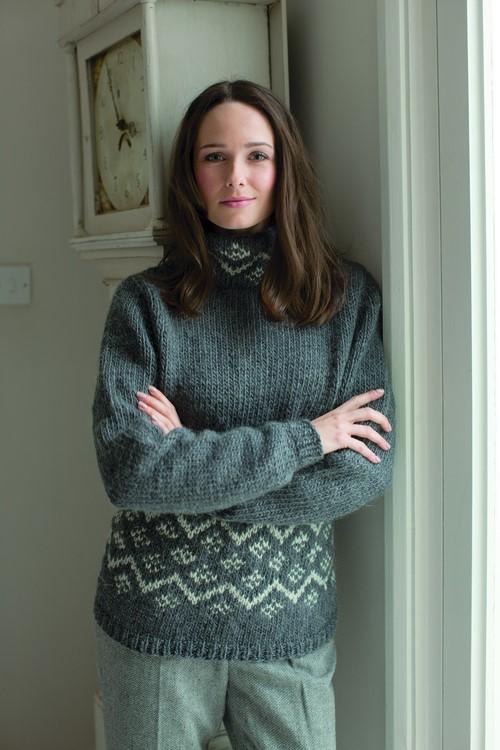 Rowan Timeless Cocoon Lady Sew Sew Knits