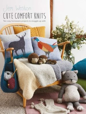 Cute Comfort Knits - Cover