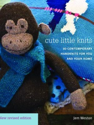 Cute Little Knits - Cover