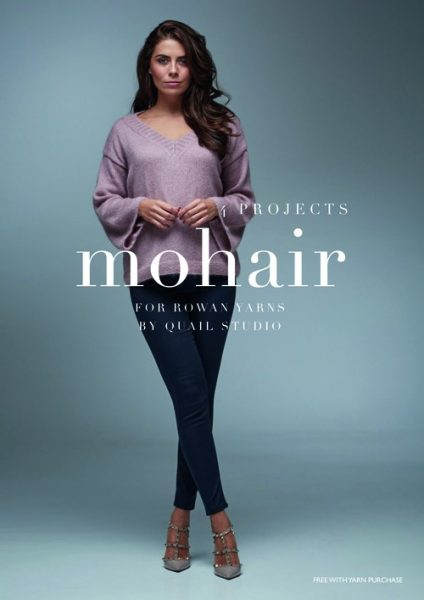 Mohair collection cover