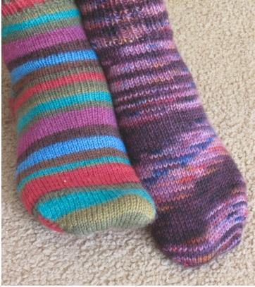 Knitted Sock Workshop