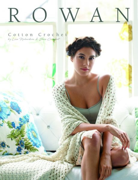Cotton Crochet Cover