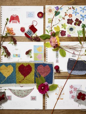 dee hardwicke rowan yarn knitted garments