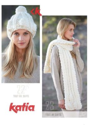 Katia Scarf Pattern Instructions