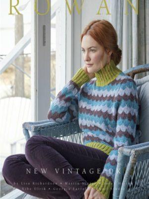 Rowan New vintage Cover