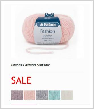 Patons Fashion Soft Mix
