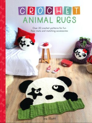 Crochet Animal Rugs Ira Rott