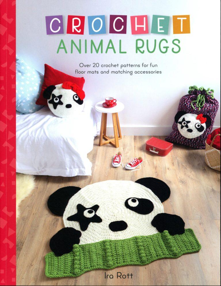 Crochet Animal Rugs Ira Rott