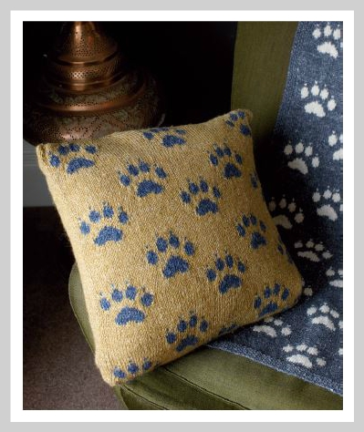 Paws for Thought Cushion