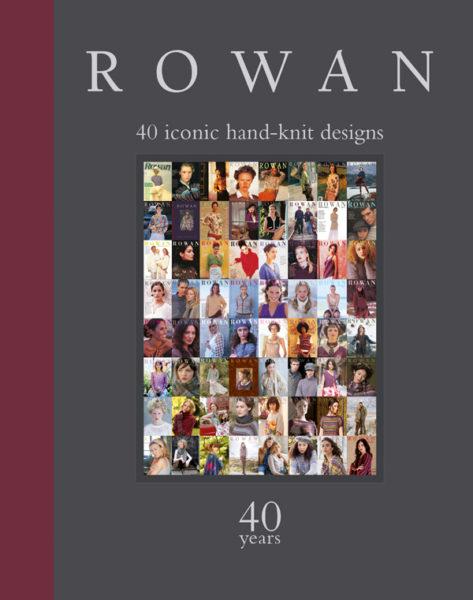 Rowan 40 Years Cover