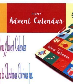 Pony Advent Calender