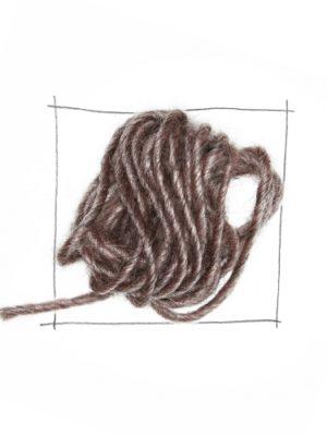 Dawdle wild wool nettle