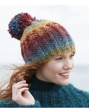 Katia Nameste Free Hat Pattern