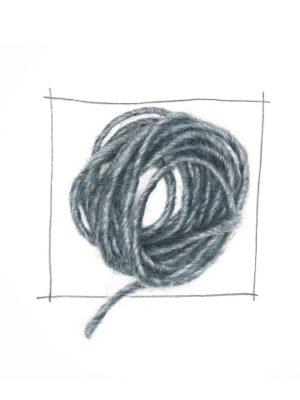 Meander wild wool Nettle