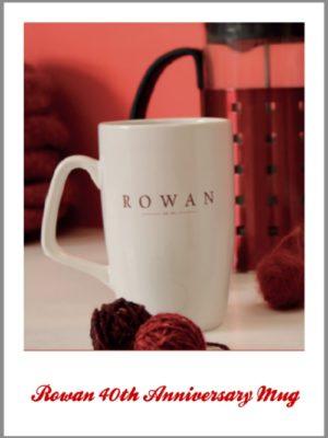 40th Anniversary Mug Rowan