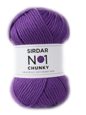 Sirdar No. 1 Chunky Cover