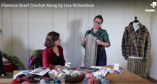 Crochet a Long Lisa Richardson