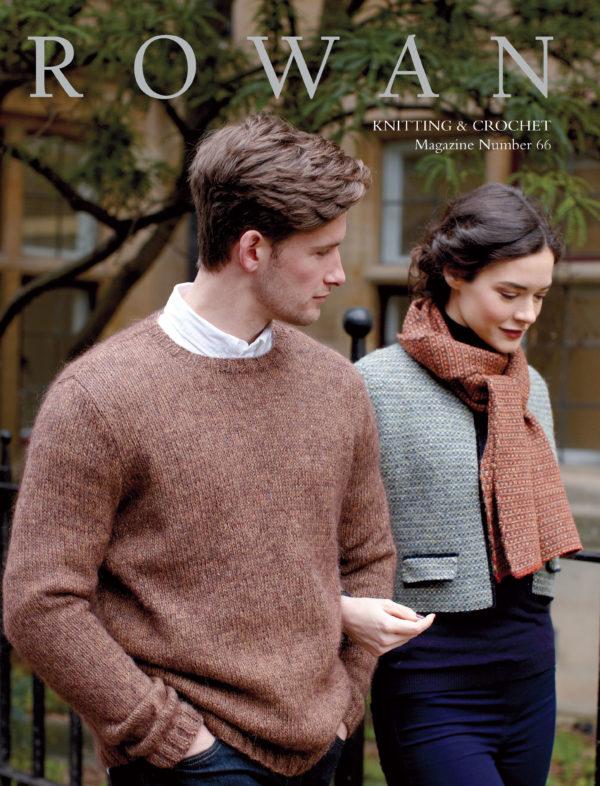 Rowan Magazine 66 - Bookend