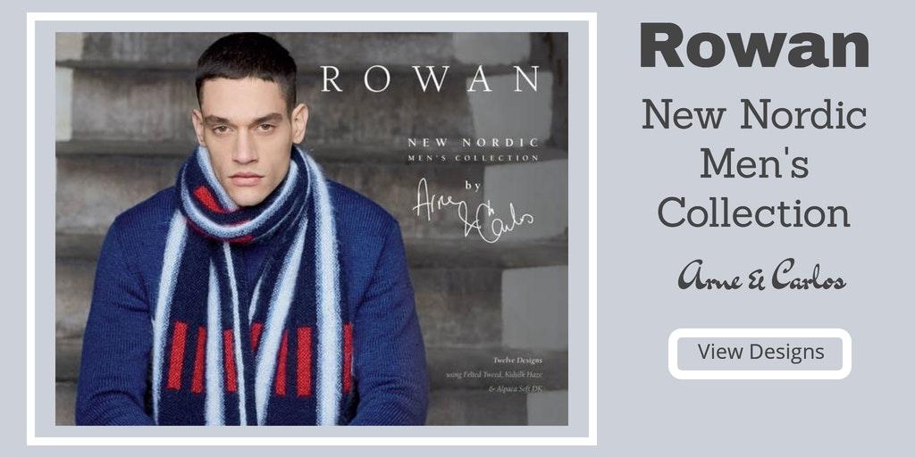 Rowan Nordic Men