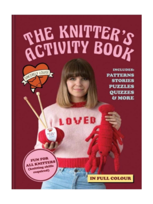 The Knitter' Activity book