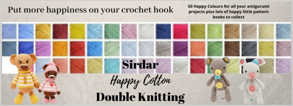 Put more happiness on your crochet hook