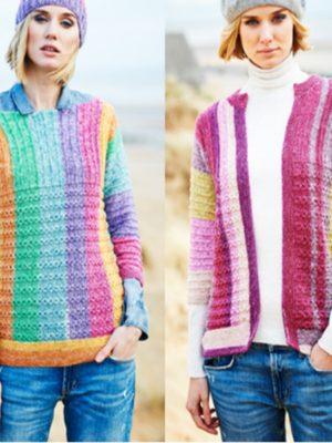 Batik Swirl Pattern 9537