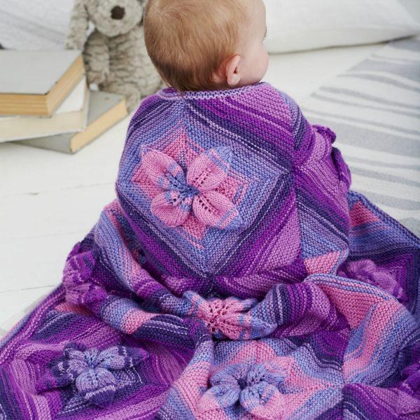 Stylecraft 9391 Knitting Pattern Wondersoft Merry Go Round ...